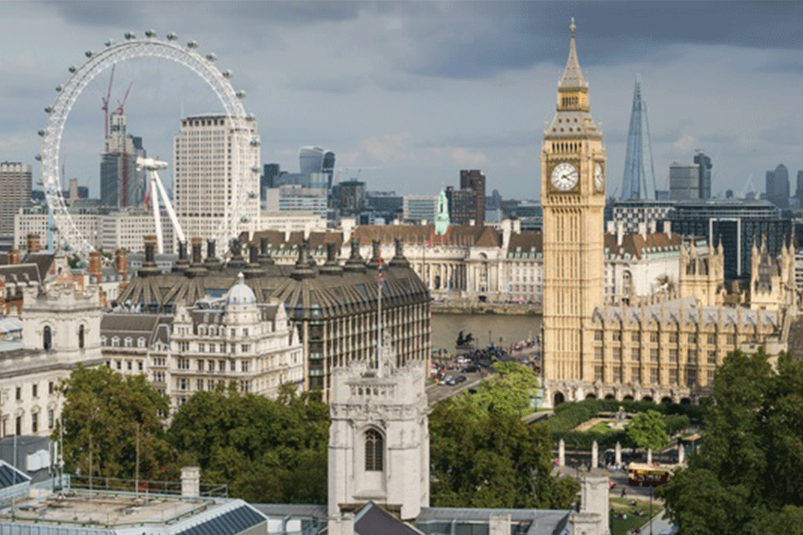 London and Singapore lead ranking of world's smart cities - Global